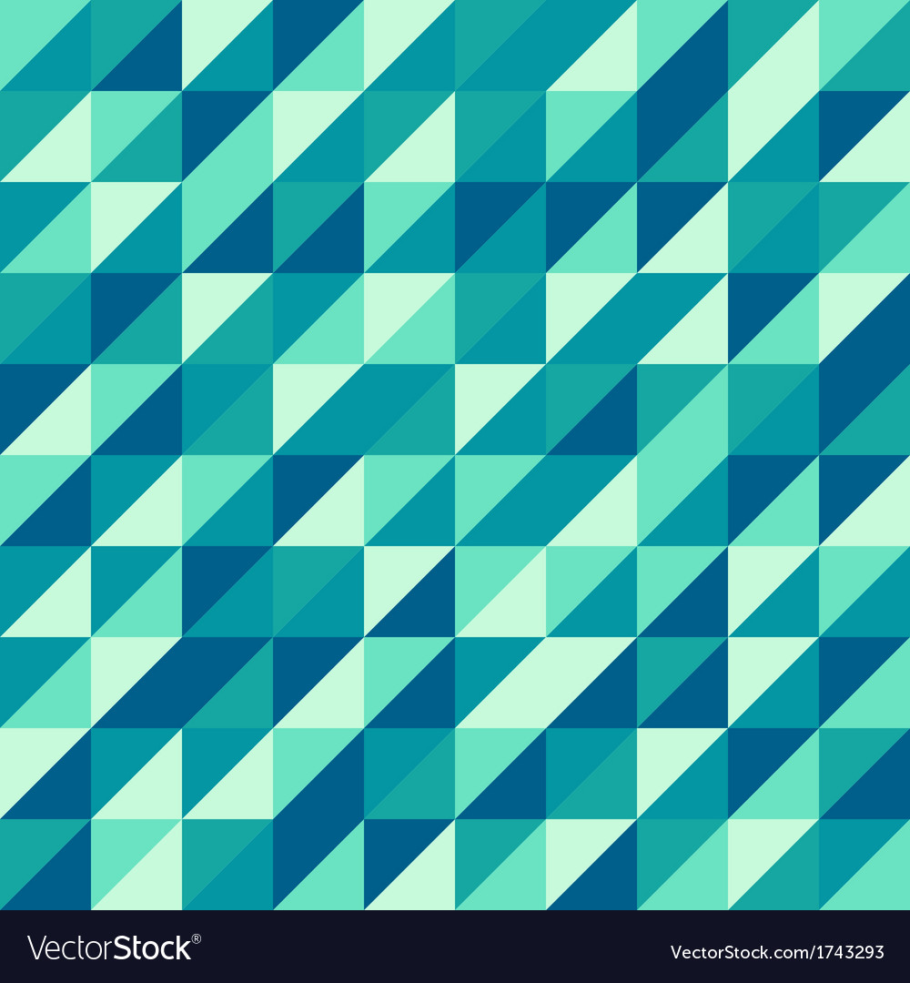 Vintage geometric Retro pattern