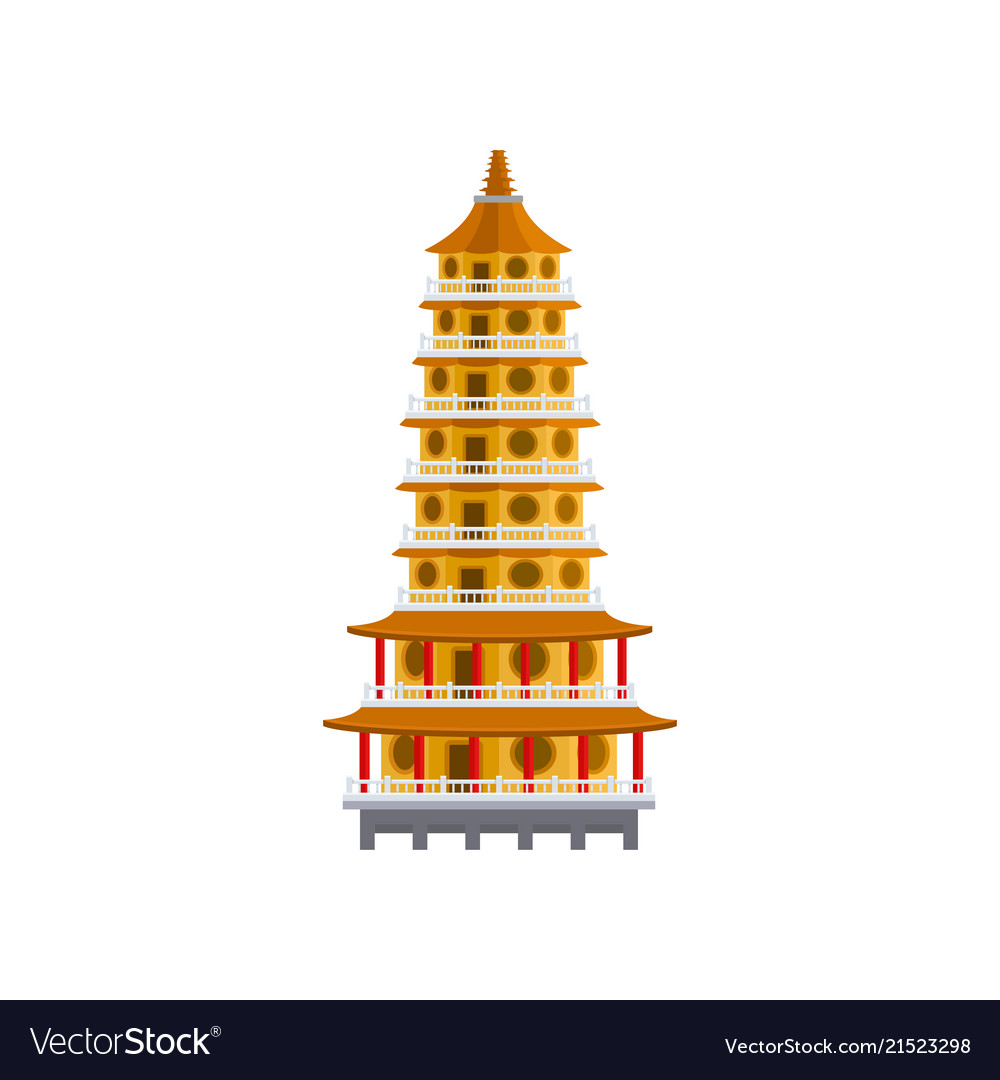 Traditional taiwan temple historic building