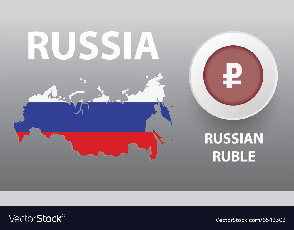 Map of the Russia the