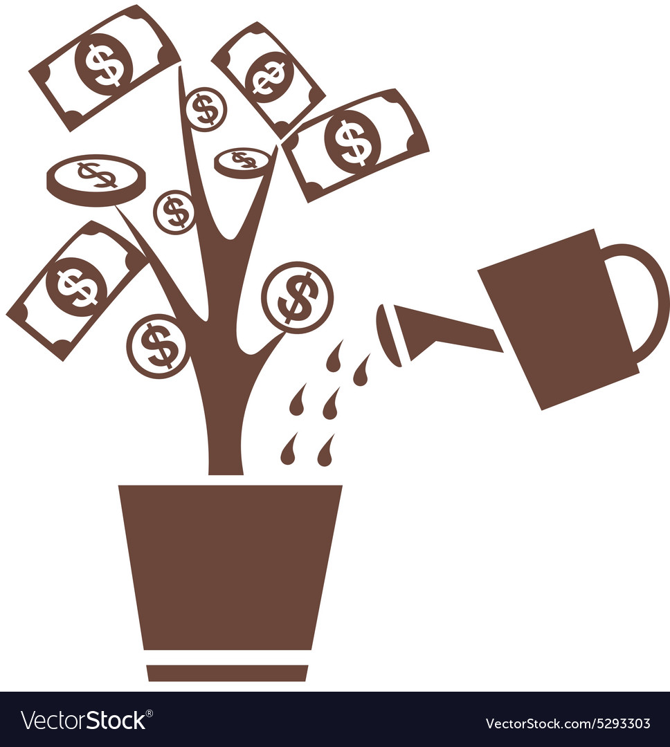 Tree money invest symbol
