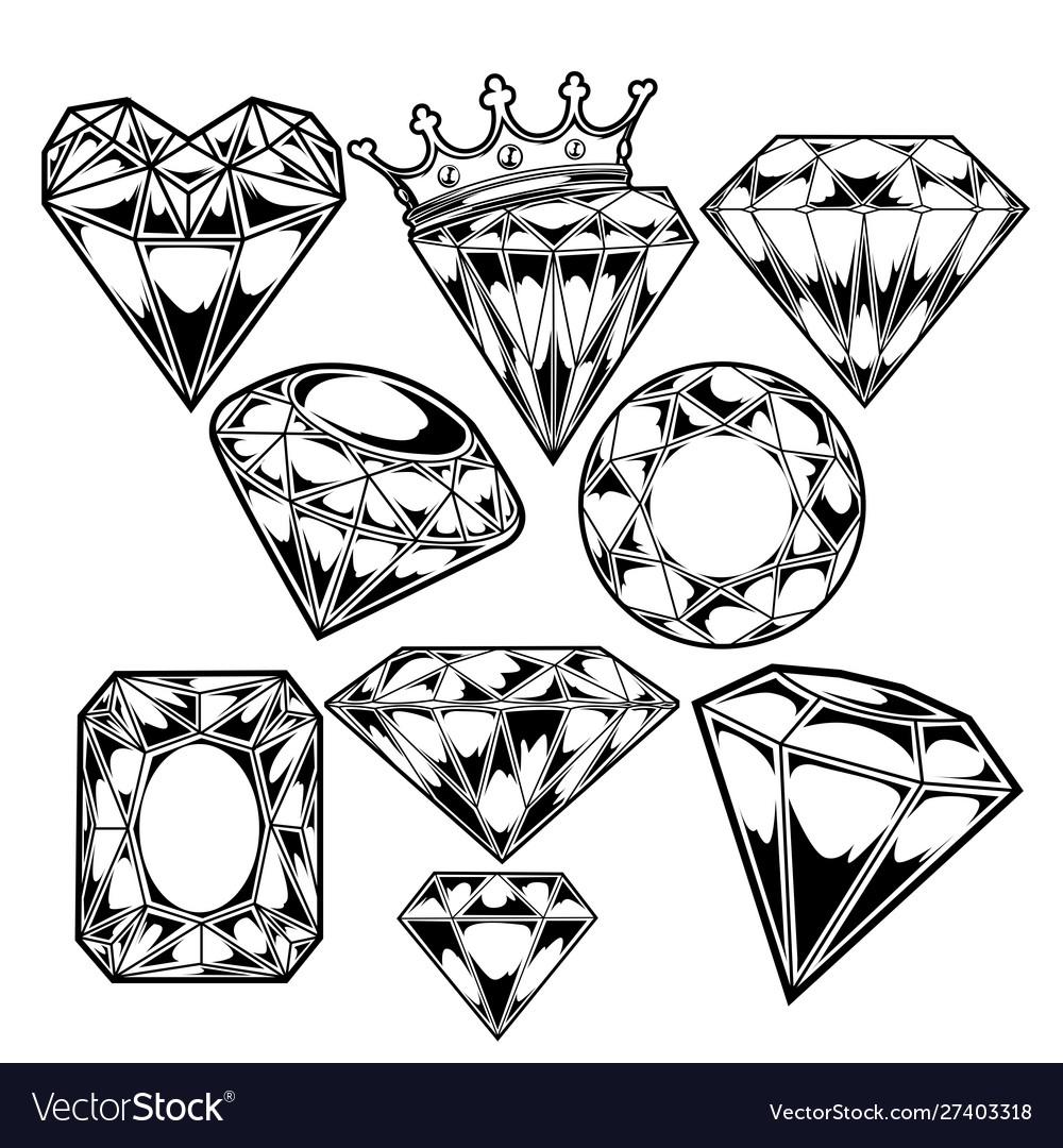 Diamond Clip Art