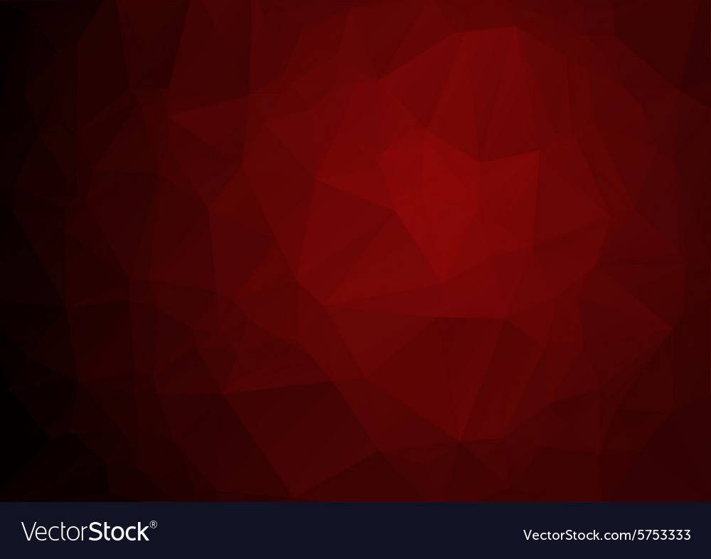 Abstract red Geometric Background for Design