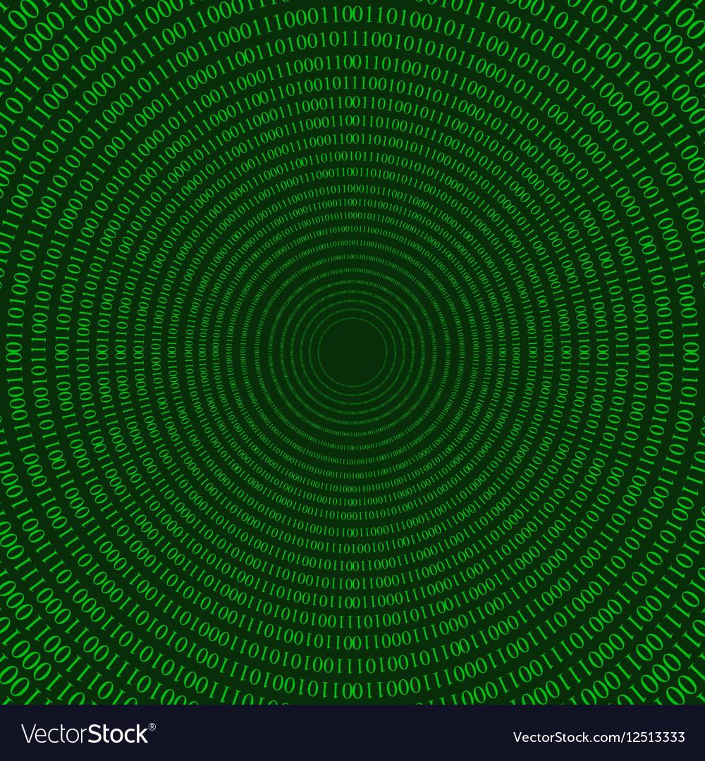 Matrix circular pattern