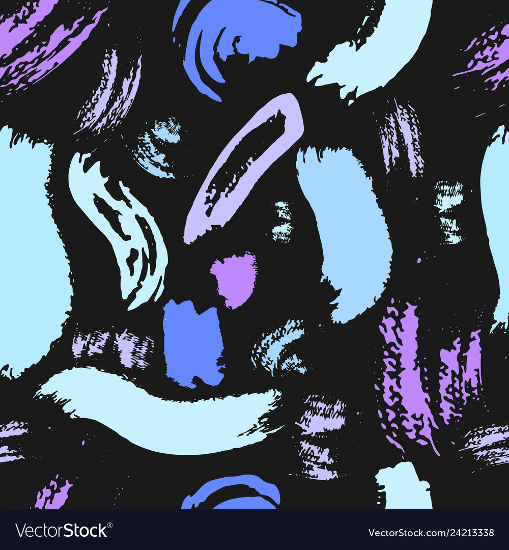 Abstract pattern brush stroke background