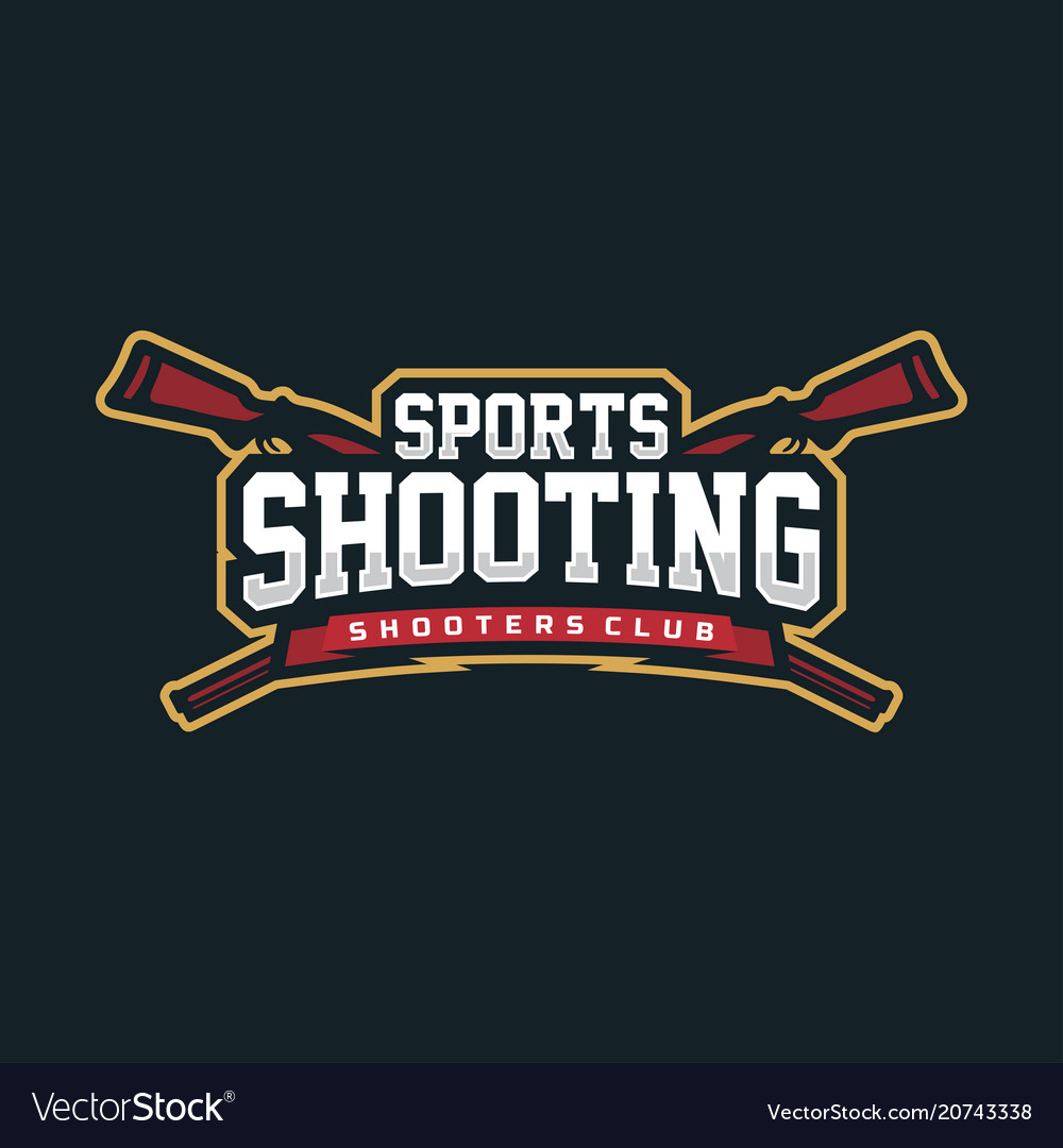Modern professional logo emblem sport
