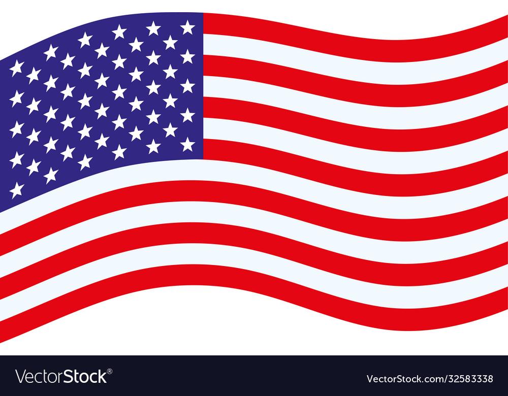 Us flag simplle