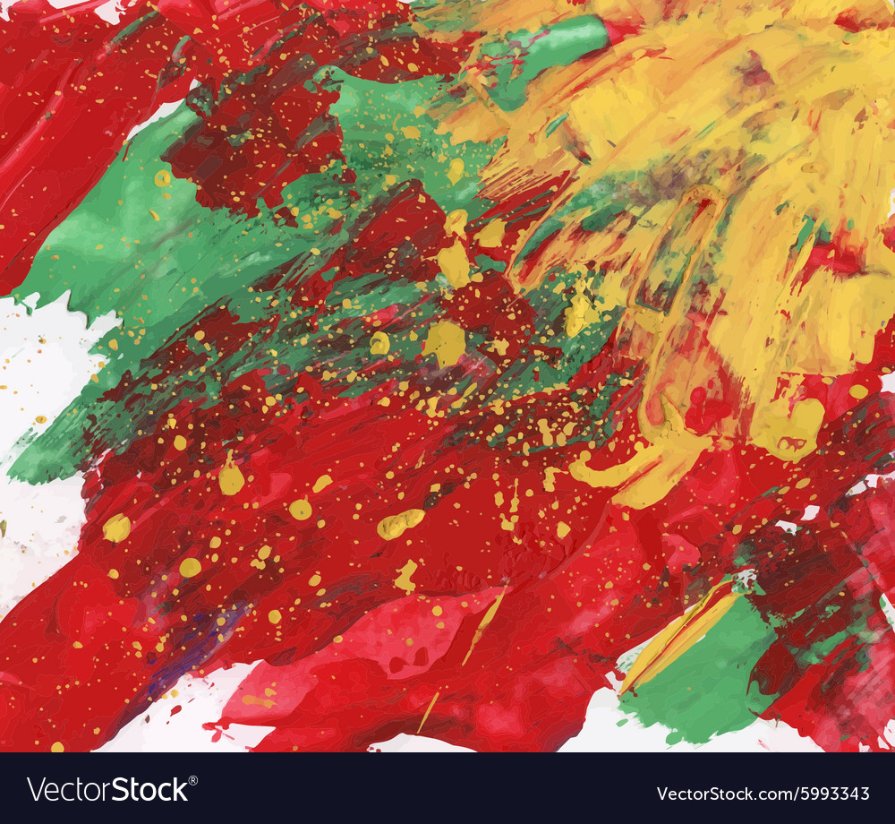 Colorful abstract watercolor texture