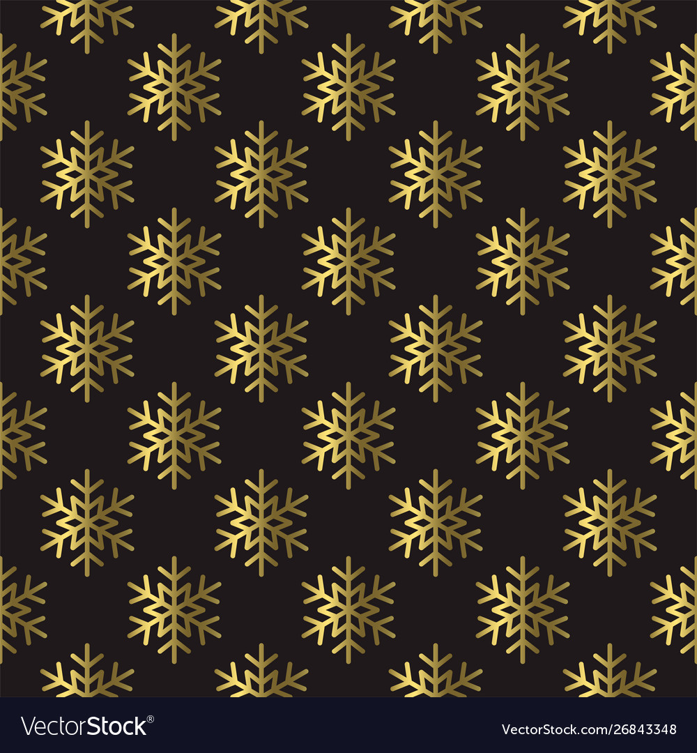Golden Seamless Abstract Shine Wallpaper Wrapping