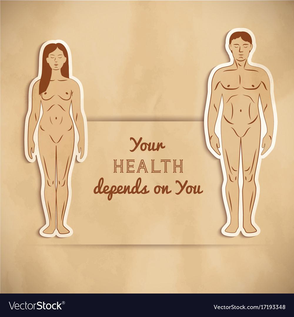 Human medical concept