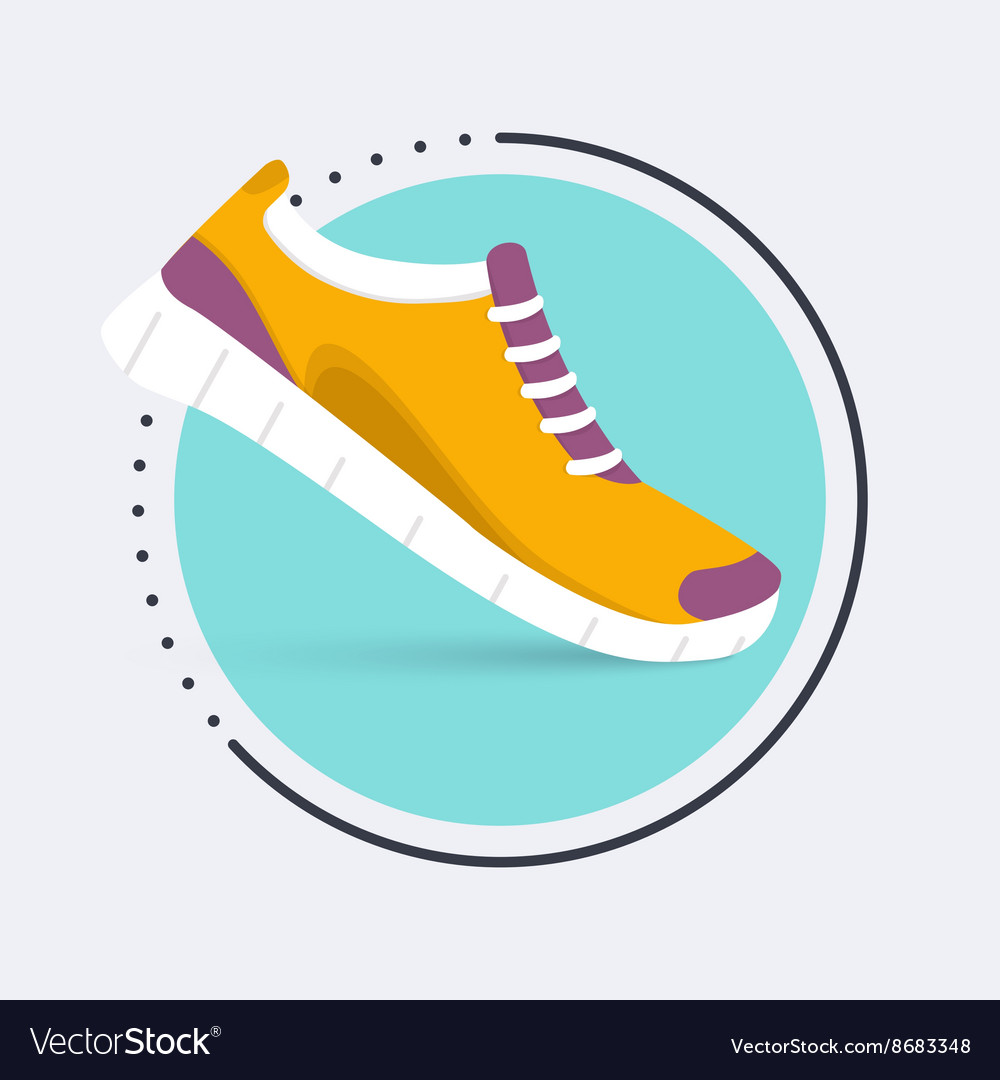 Running shoes iconShoes for training sneaker