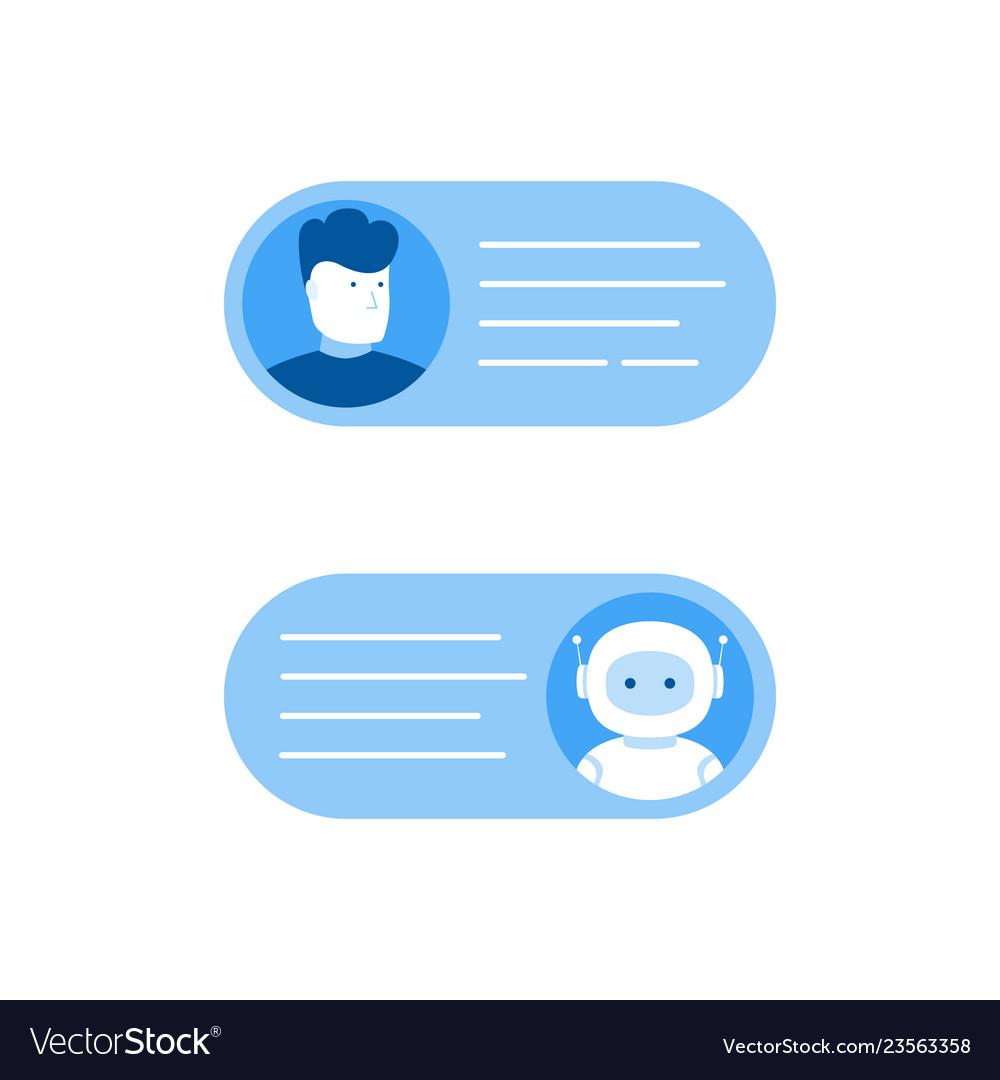 man chat