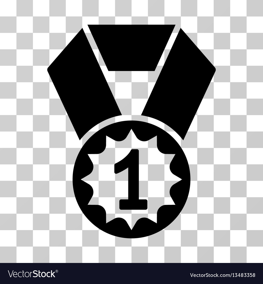 first place medal icon royalty free vector image