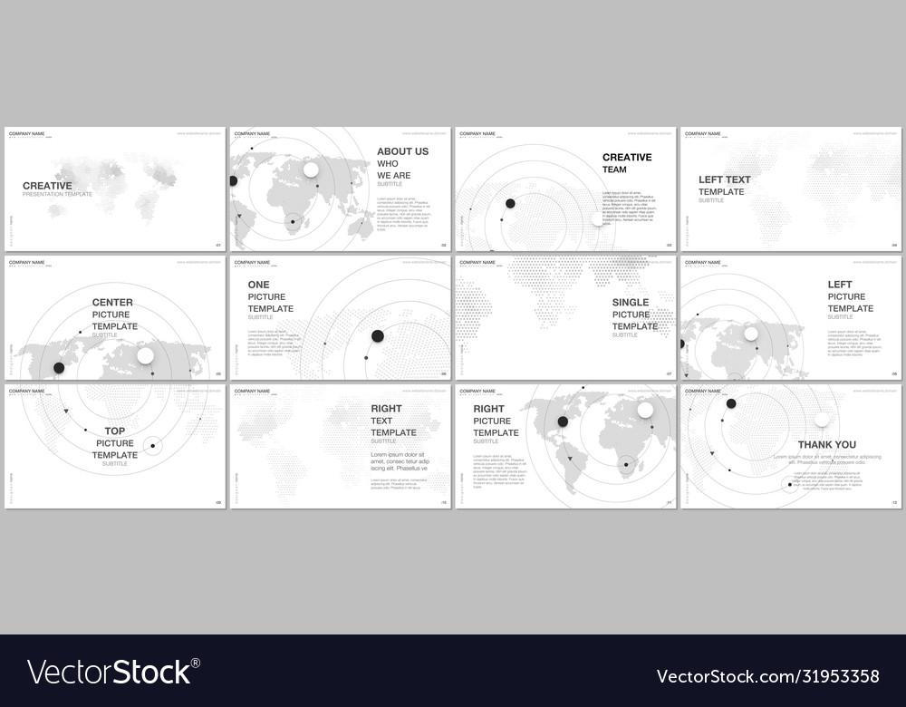 Presentation design templates multipurpose