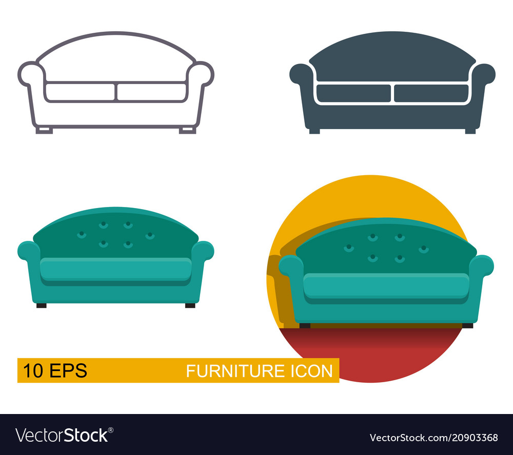 Icons of the sofa