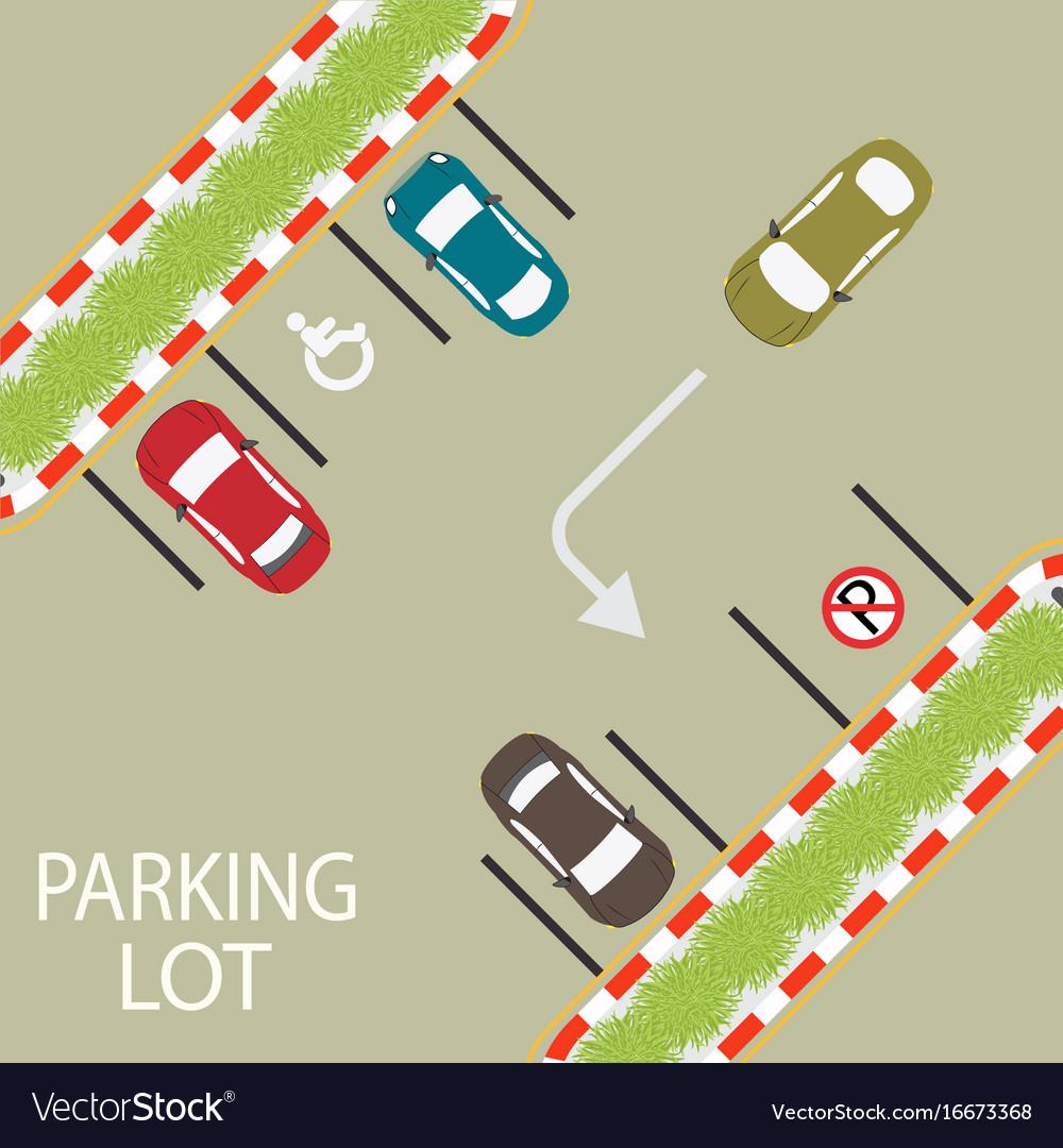 Parking zone conceptual