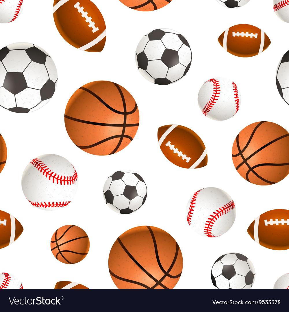 Sport balls for soccer basketball baseball