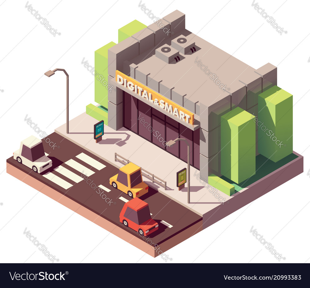 Isometric gadgets and computer store
