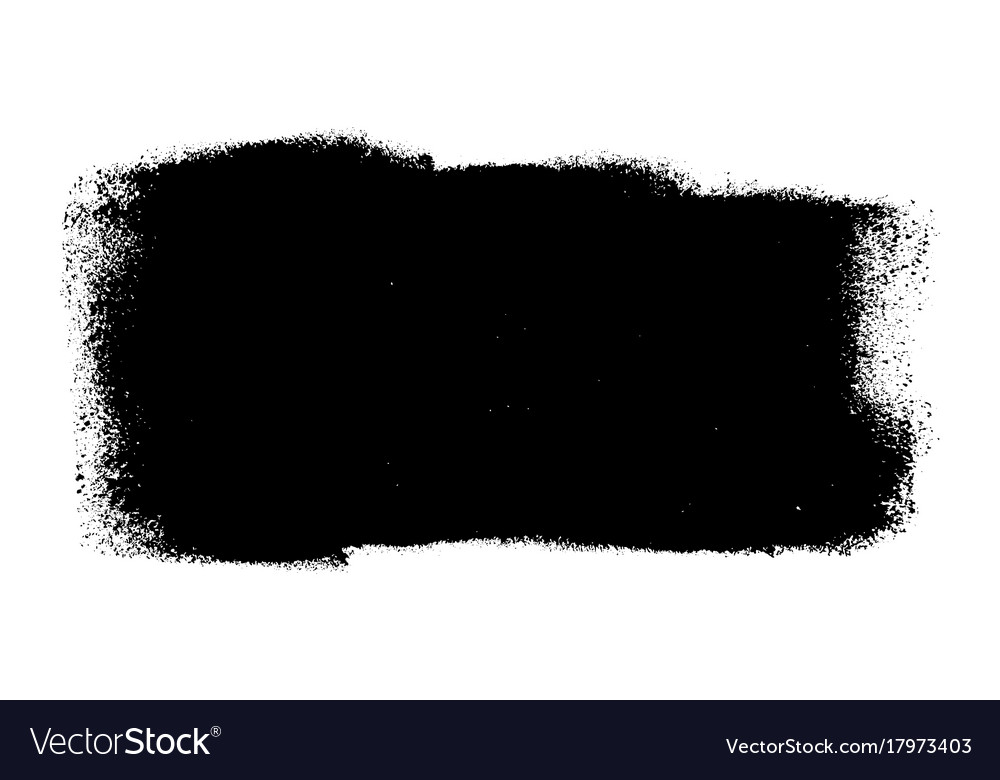 Roller paint texture Royalty Free Vector Image