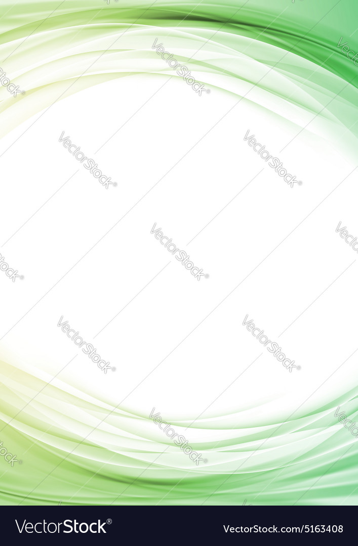 Bright soft line border certificate layout vector image
