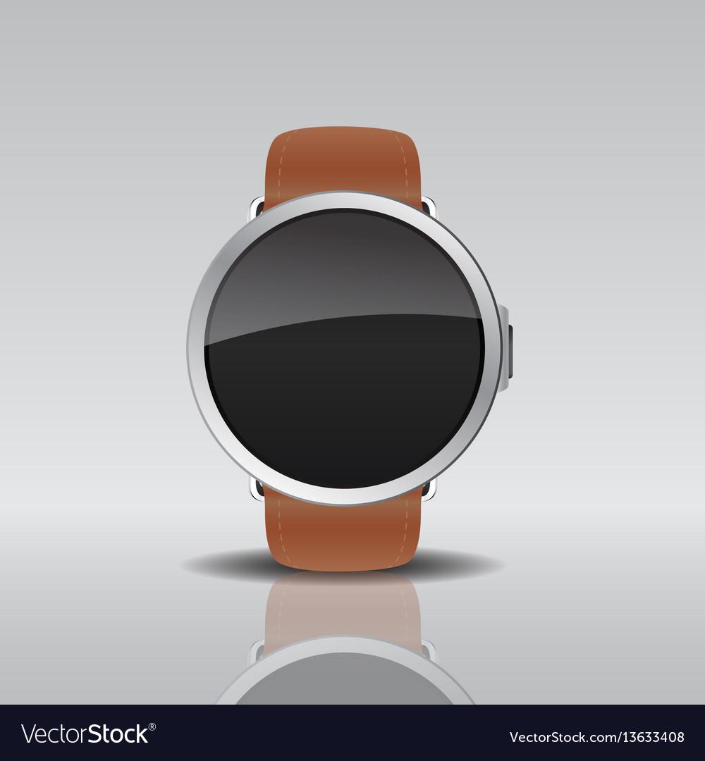 Smart electronic intelligence watch