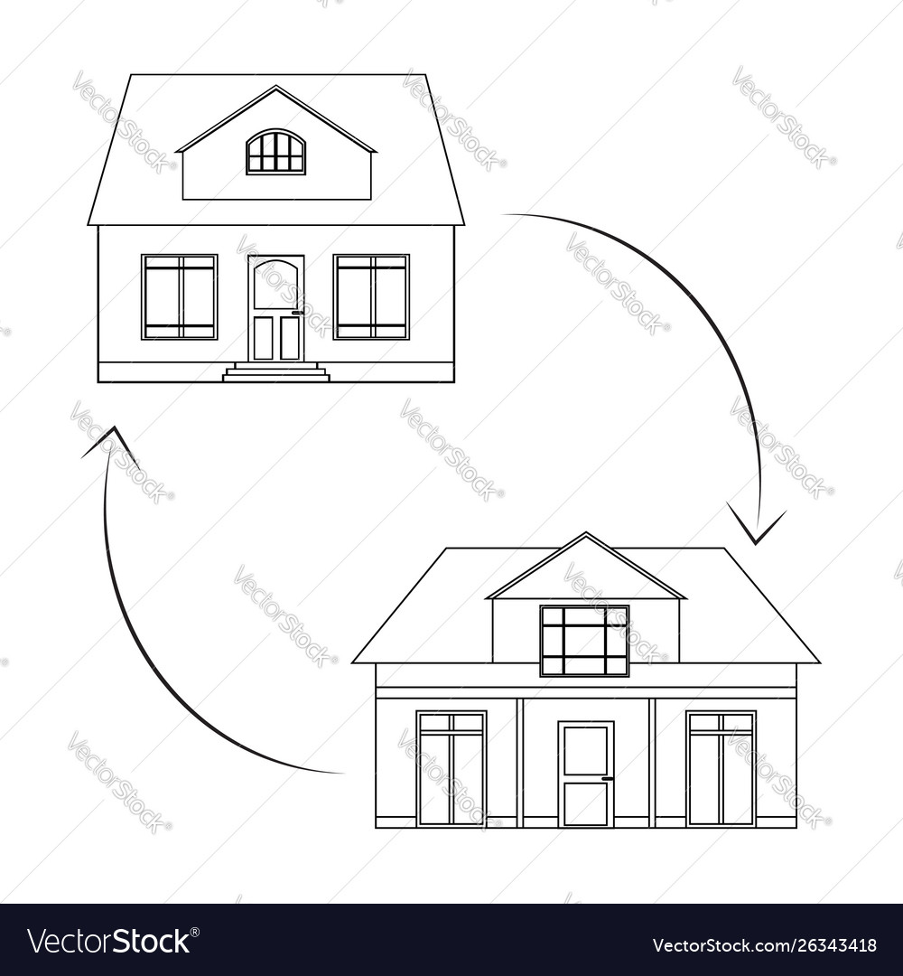 Linear on theme sharing and selling homes p