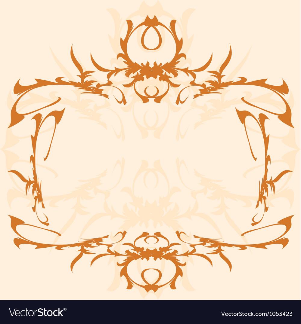 Design floral element