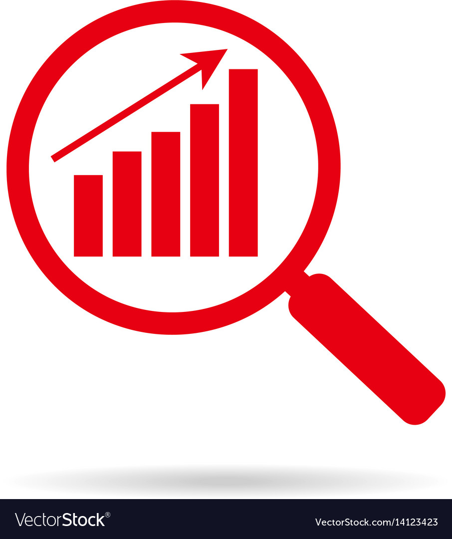 Research market optimization icon business