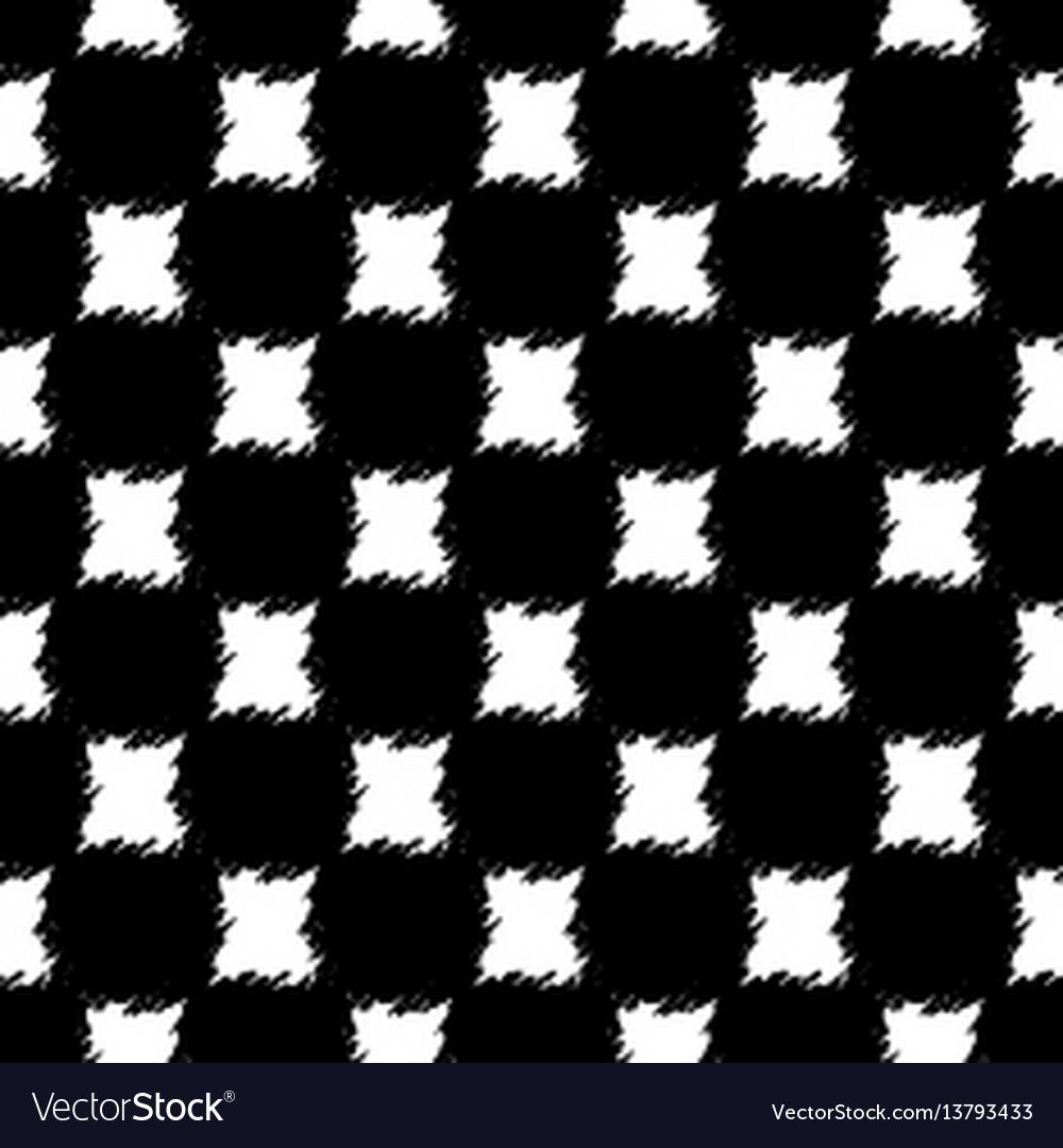 Seamless chess pattern