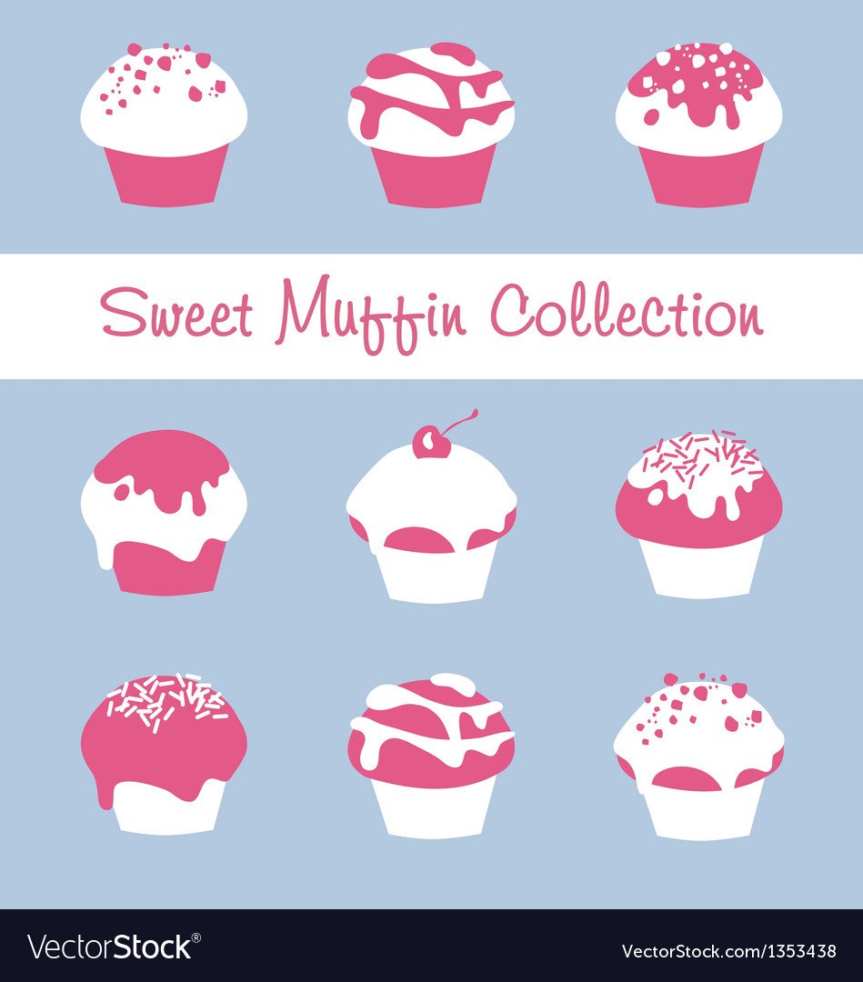 Sweet Muffin Collection