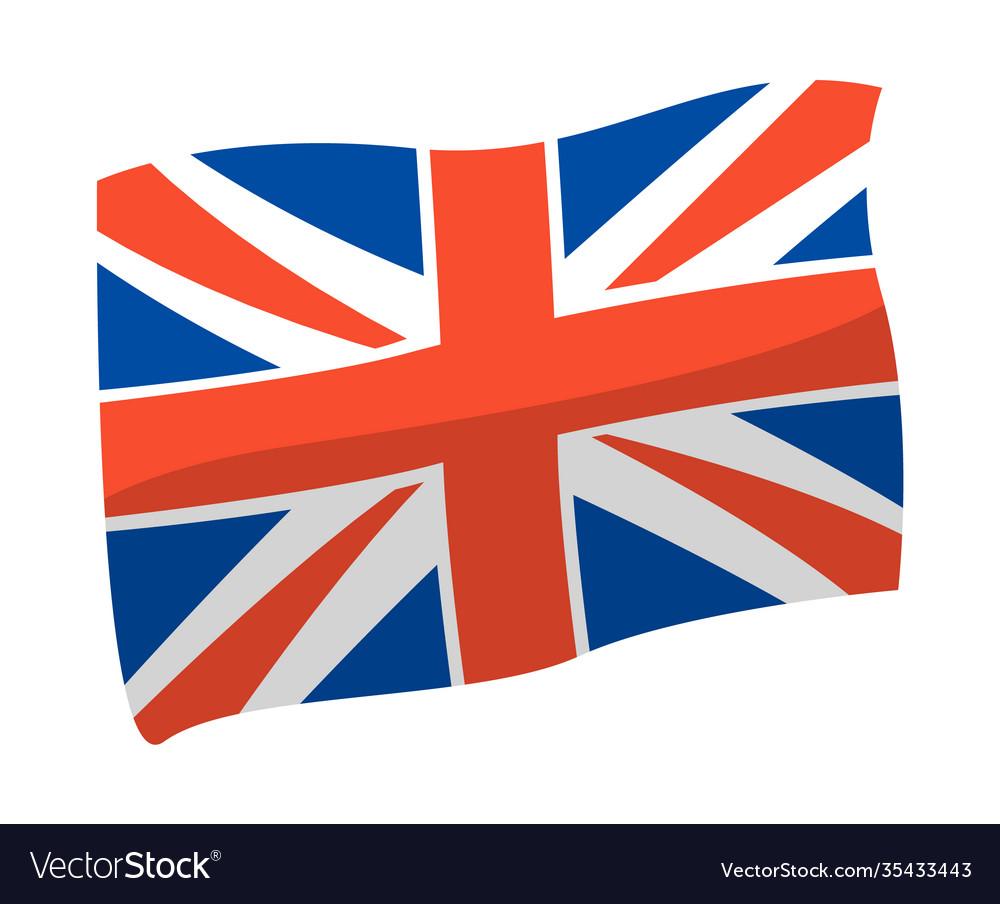 United kingdom flag great