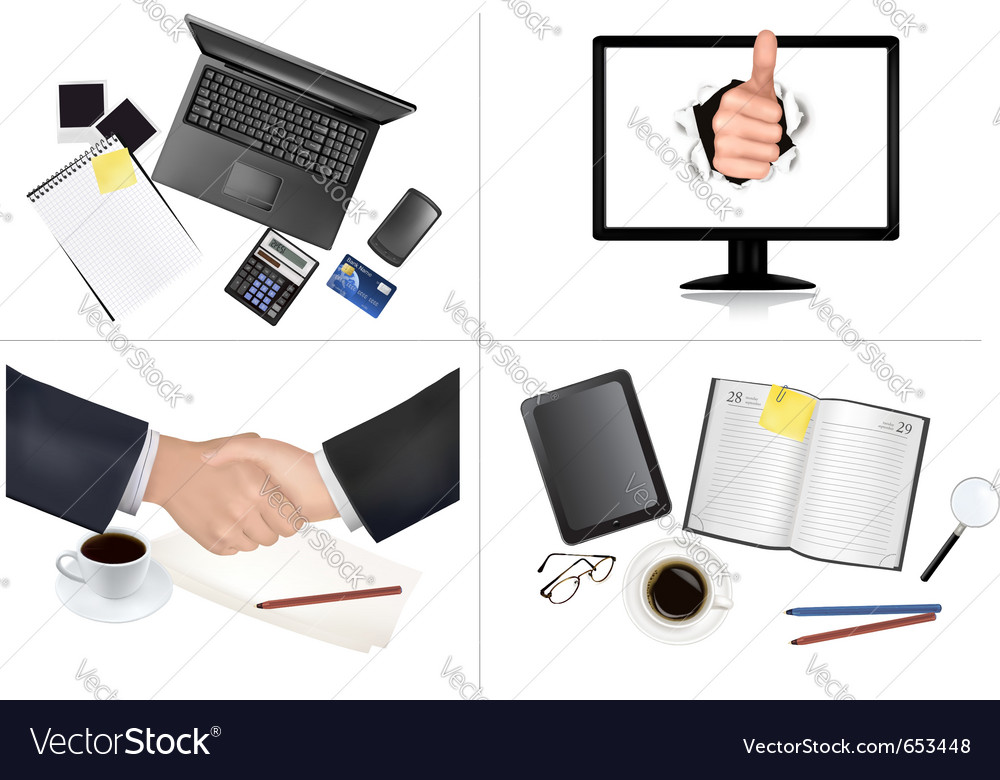 Business and office backgrounds