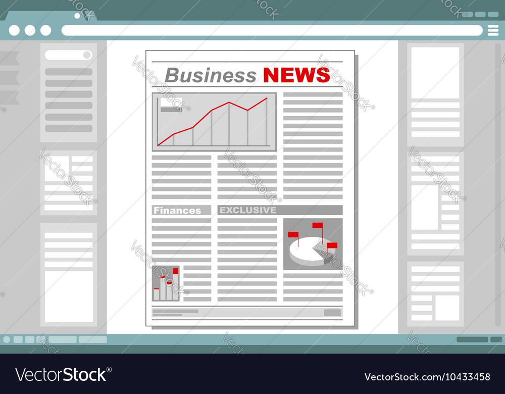 Modern Frame For Newspaper Embellishment - Custom Picture Frame ...
