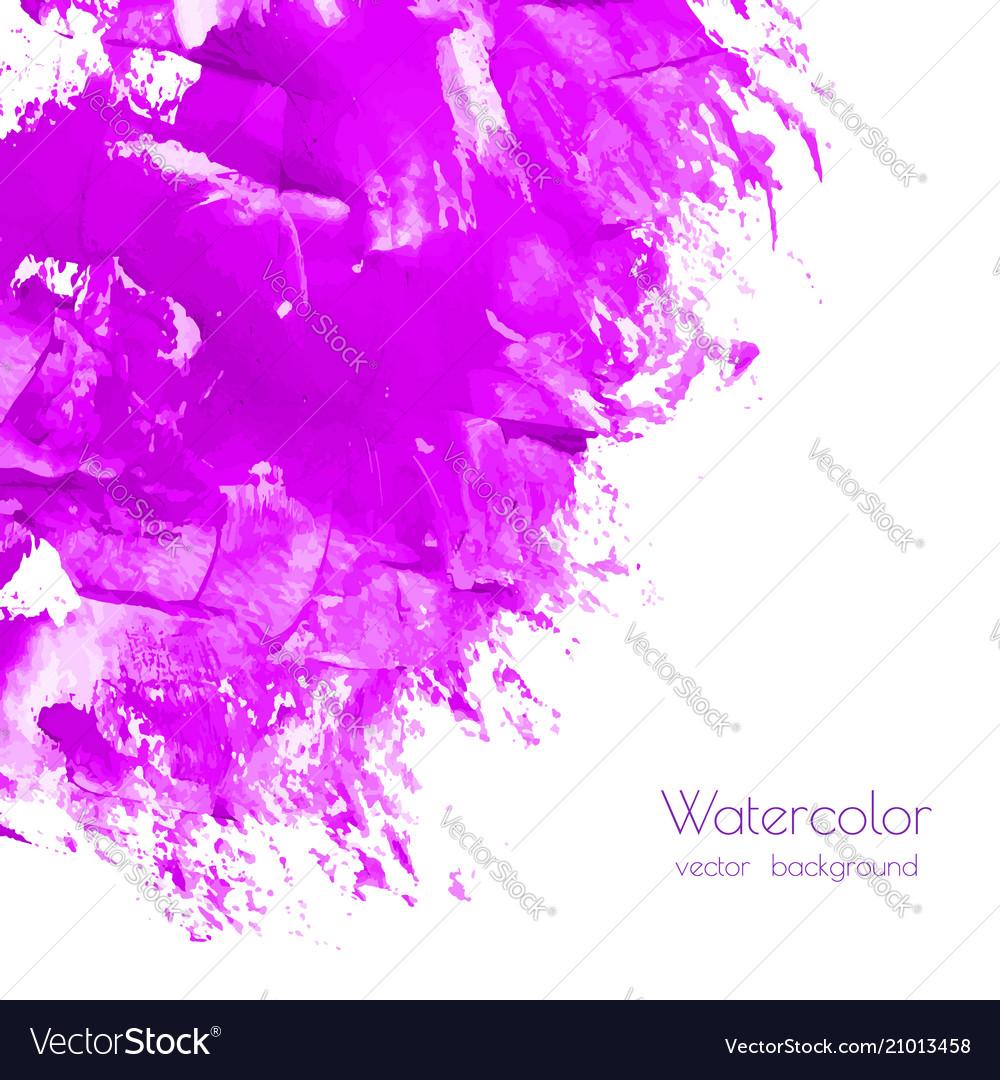 Fuchsia magenta lilac marble watercolor texture