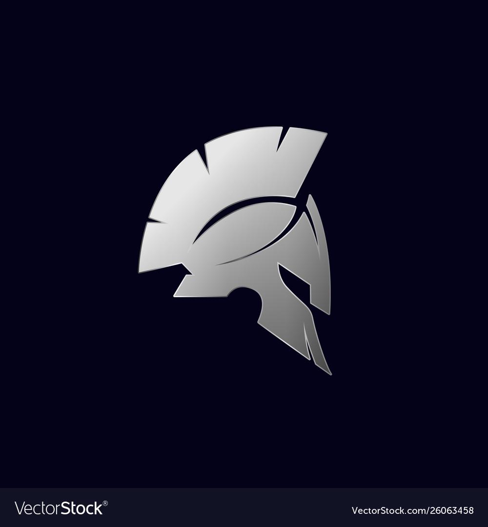 Spartan logo sparta logo helmet logo
