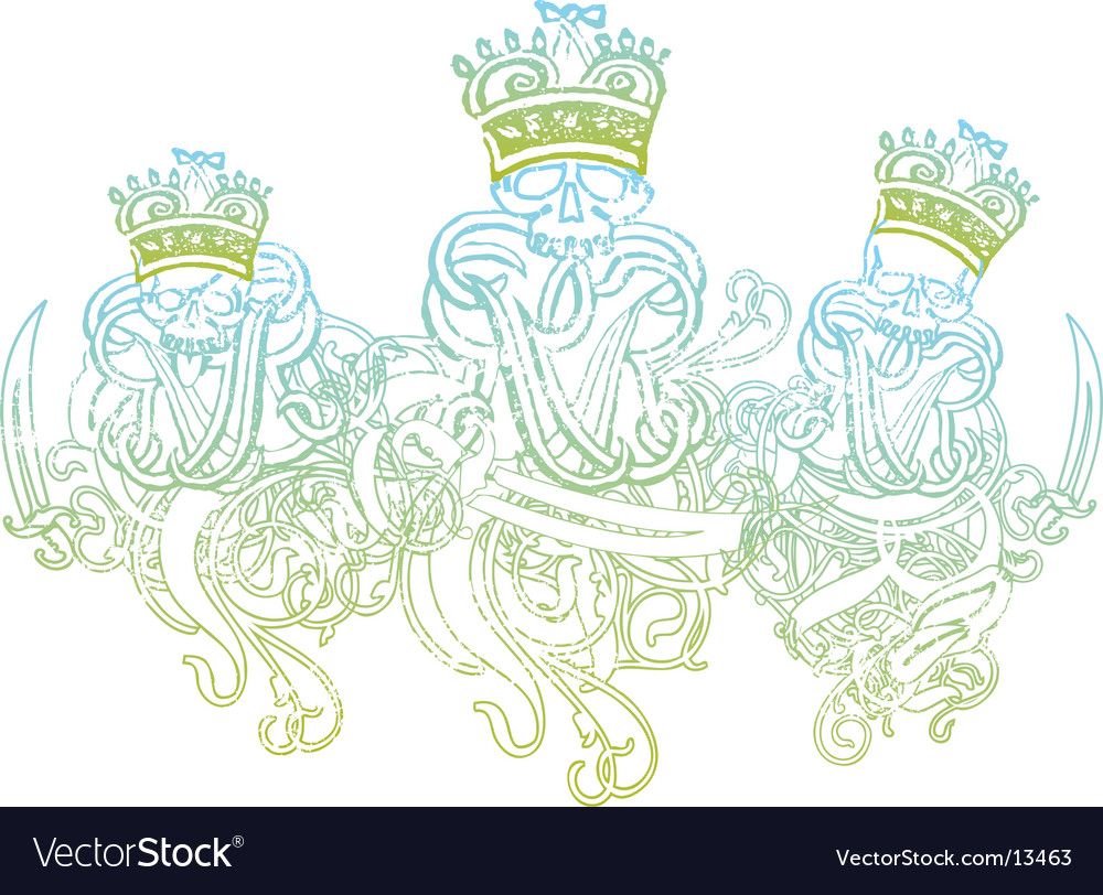 We 3 kings illustration vector image