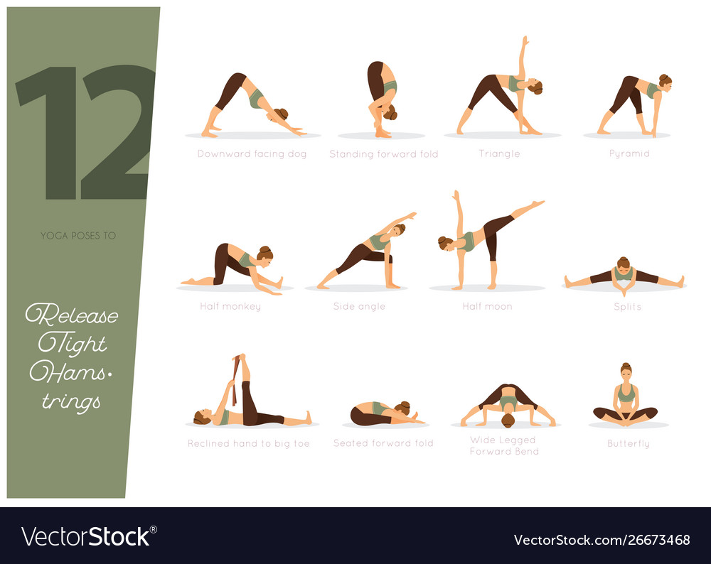 34 yoga poses to release tight hamstrings