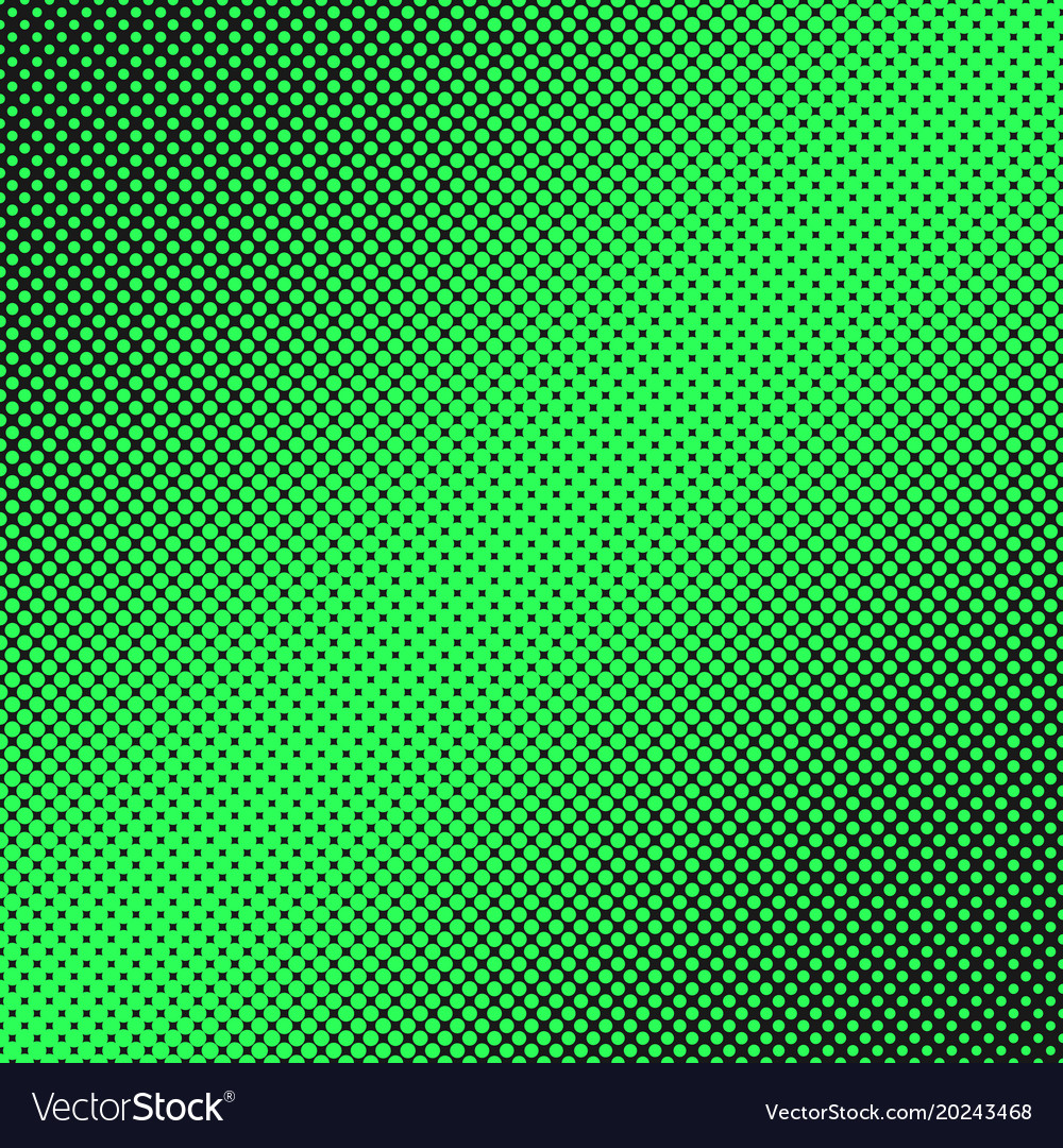 Retro halftone polka dot pattern background