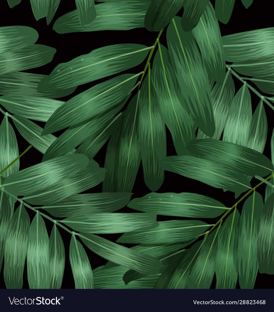 Seamless foliage pattern7