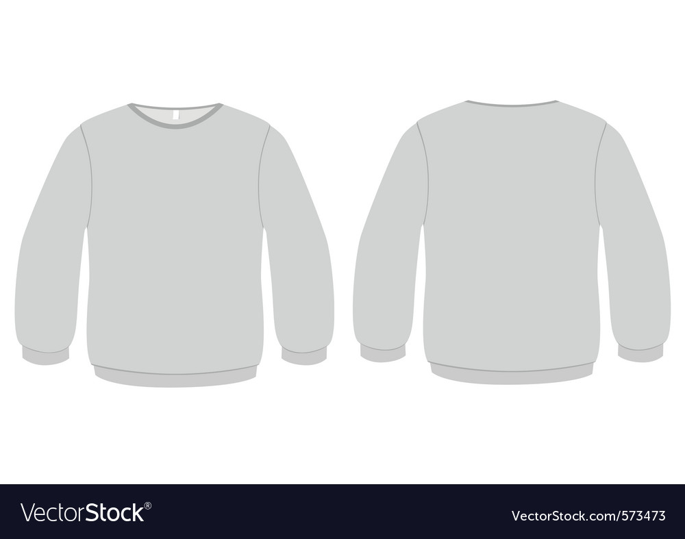 Basic sweater template