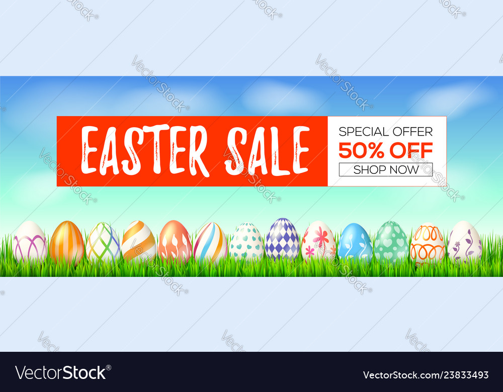 Easter sale special holiday offer get up to 50