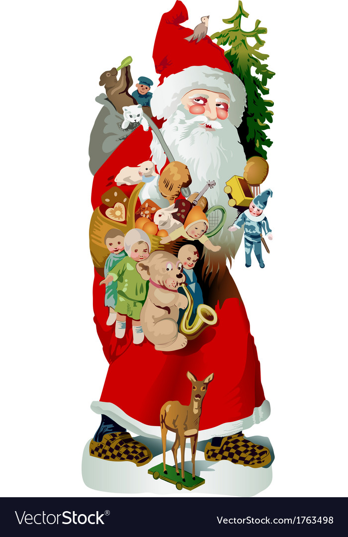 Father Christmas Images Free.Father Christmas Santa Claus