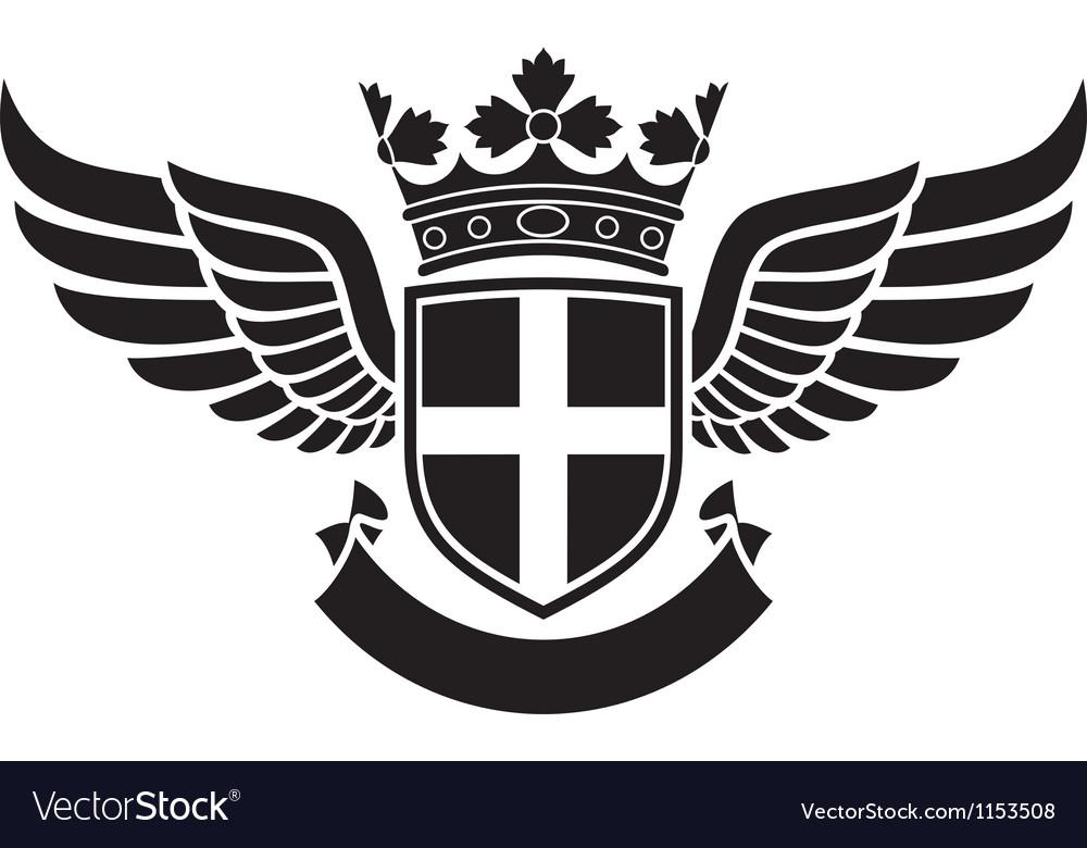 Wings -coat of arms