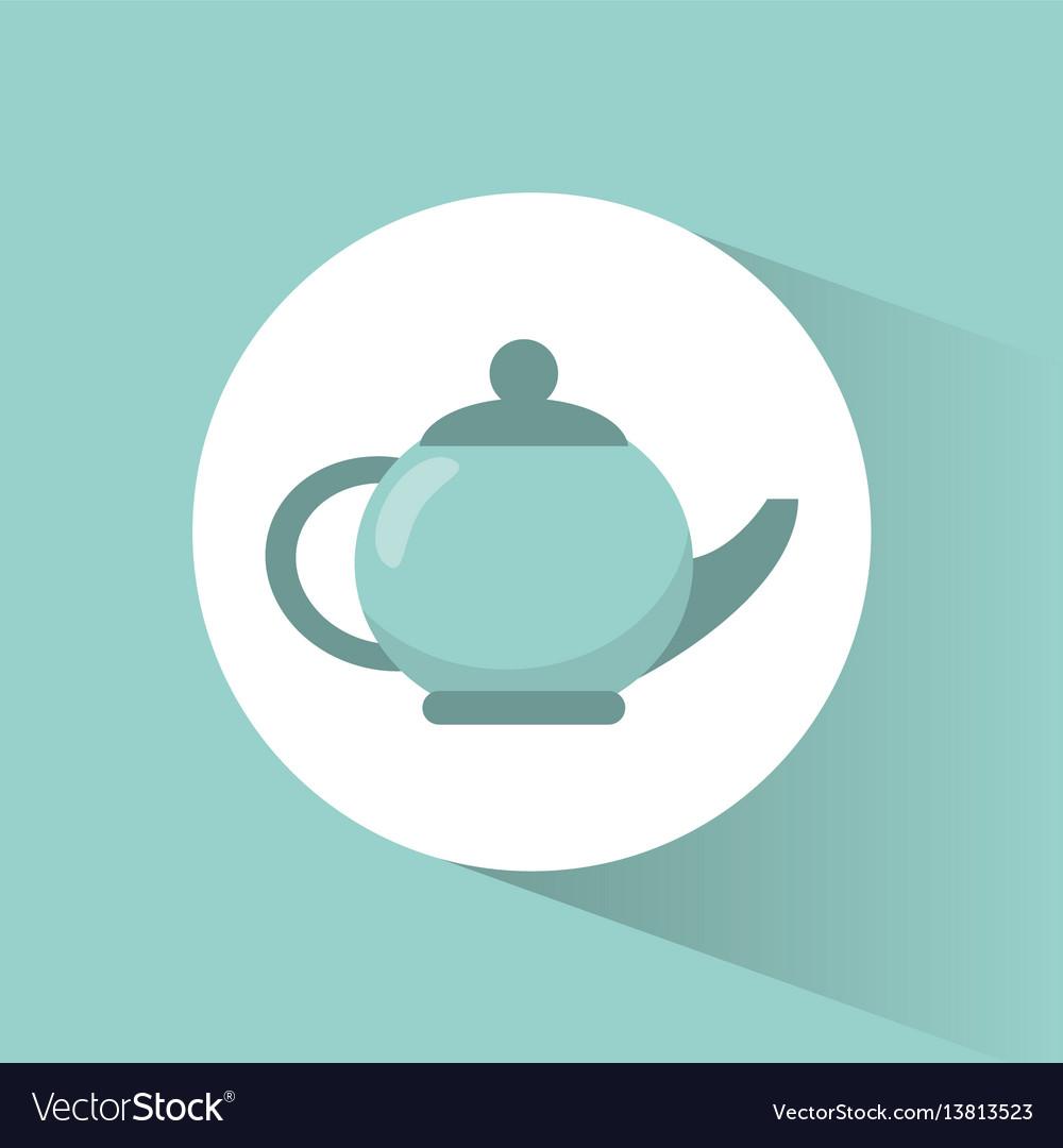 Kettle pot coffee porcelain