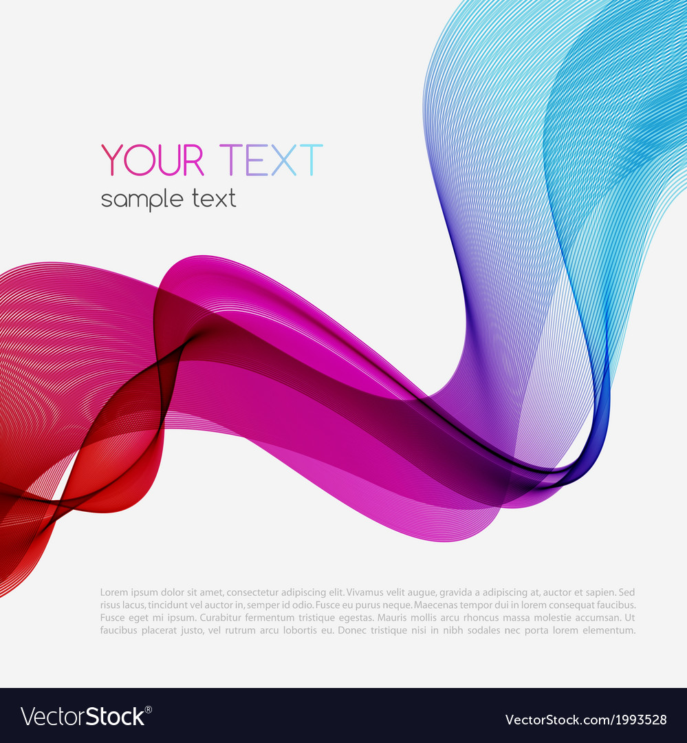 Abstract colorful background Spectrum wave