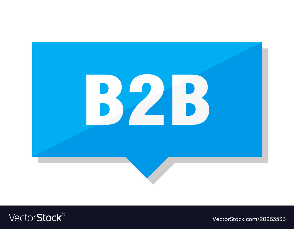 B2b price tag