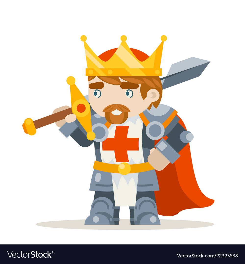 Lord king knight fantasy medieval action rpg game