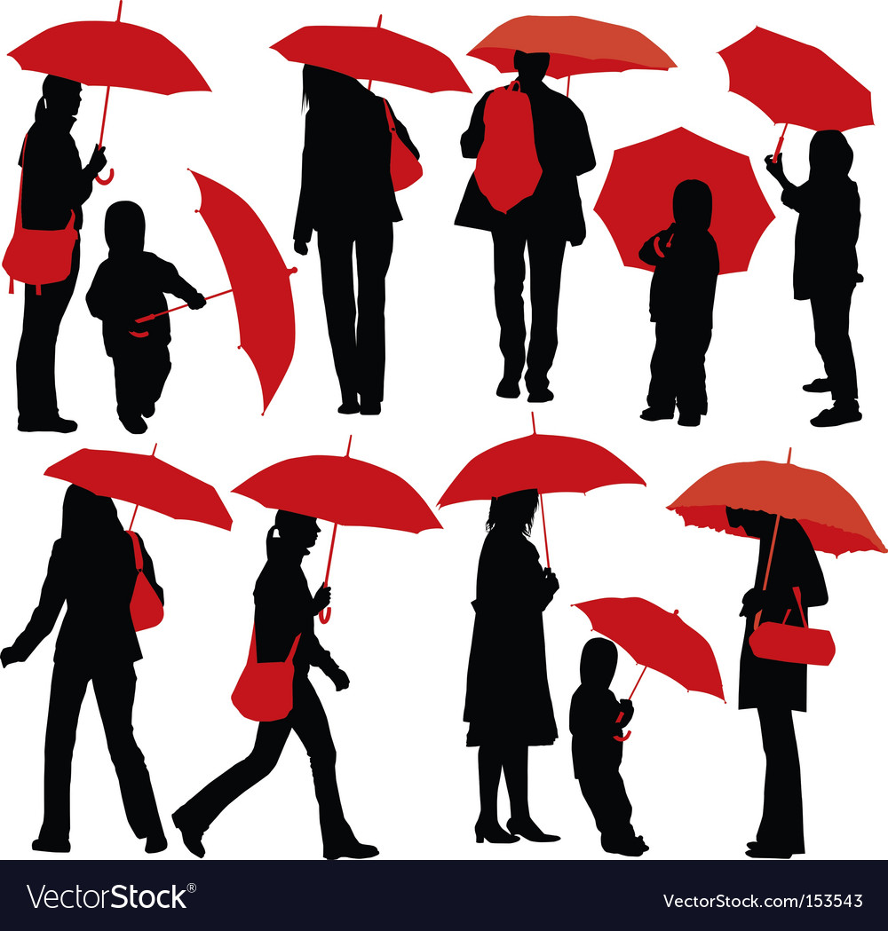 Royalty-Free (RF) Umbrella Clipart, Illustrations, Vector Graphics #1