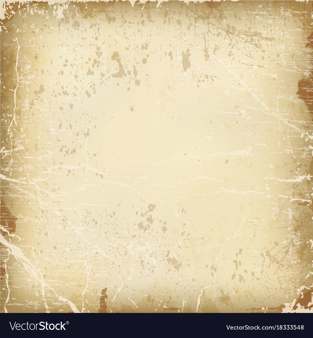 Old paper texture Royalty Free Vector Image - VectorStock