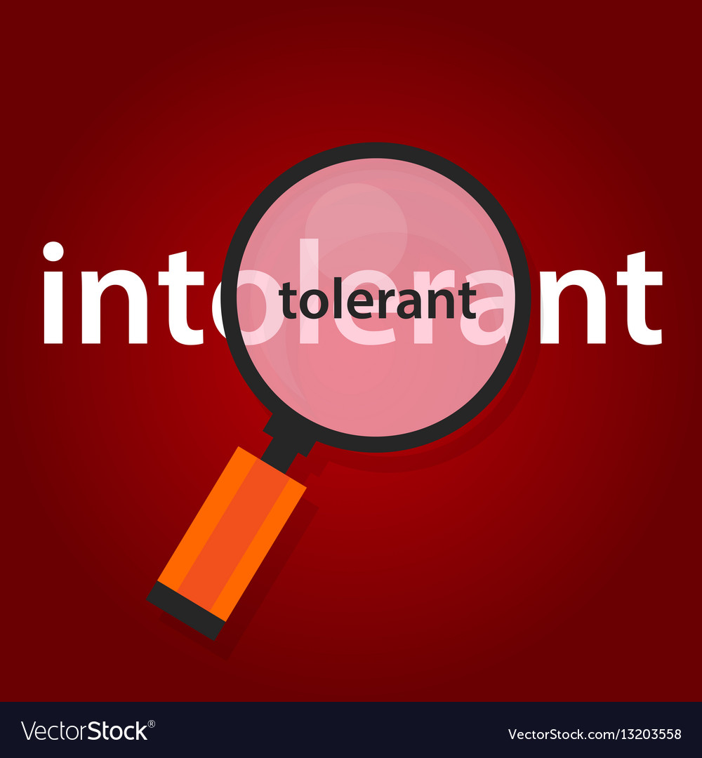 Image result for Images to depict TOLERANCE-INTOLERANCE