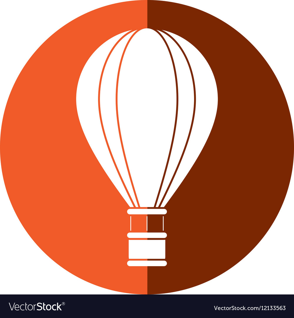 Airballoon travel recreation adventure orange
